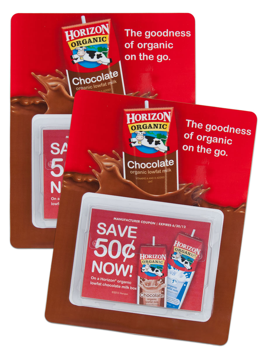 Outta The Box Products: Pop'NSell Coupon Dispenser
