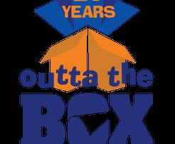 Outta The Box Anniversary logo